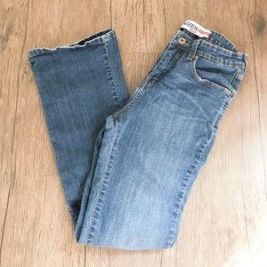 Denizen Sz 10 Boot Cut Jeans